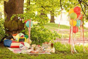 Пикник – масса впечатлений