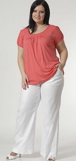 Правильная длина и ширина брюк