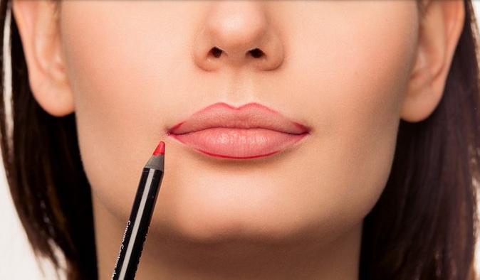 Общие правила макияжа губ