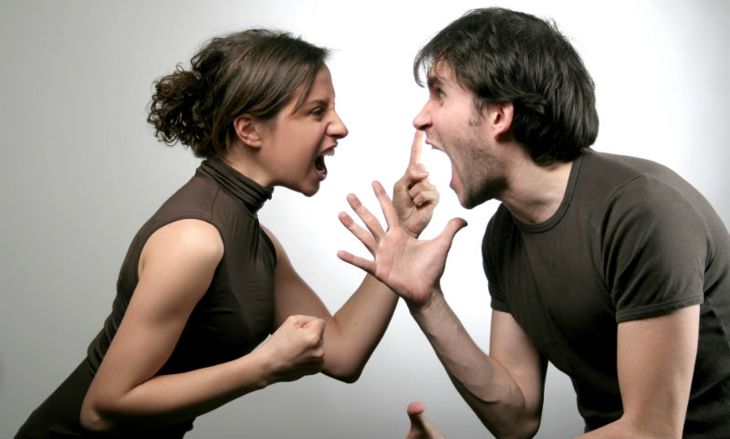 Главные правила семейной ссоры