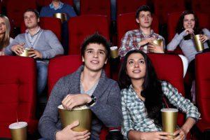 Кино – место для романтического молчания