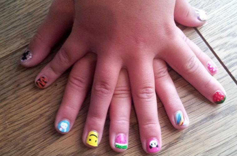 стратегия борьбы за красивые ногти