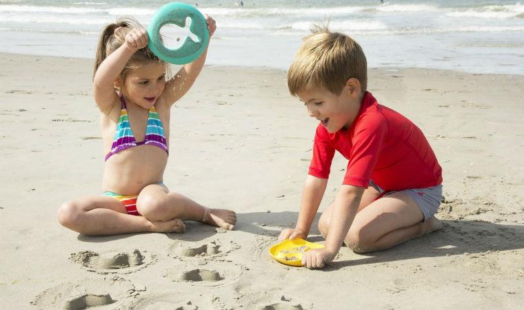 Песчаные следы и фото