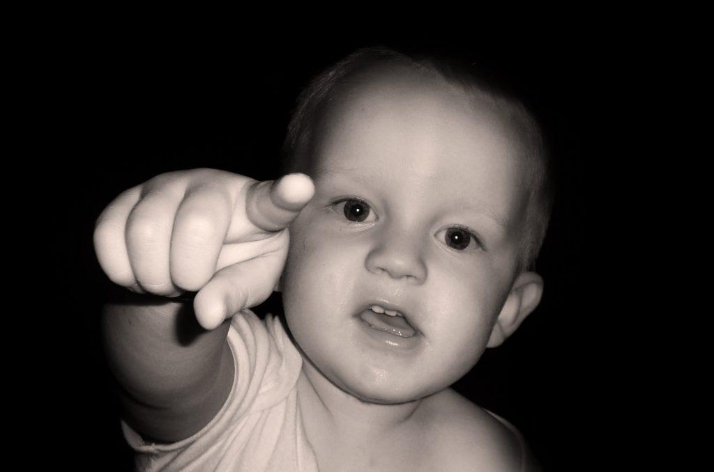откуда агрессия у ребенка