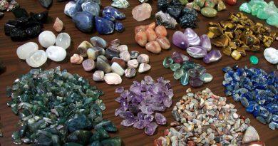 Камни и минералы для гармоничного пространства в доме