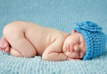 особенности развития малыша в месяц, два, три