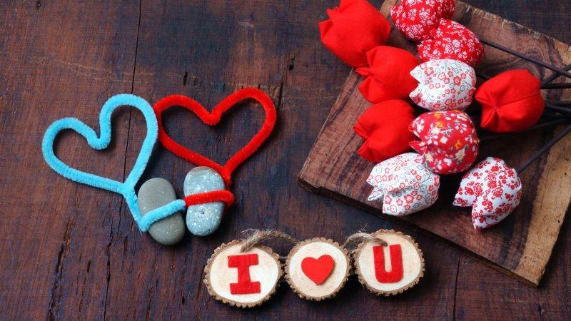 Картинки по запросу подарки на день святого валентина любимым своими руками