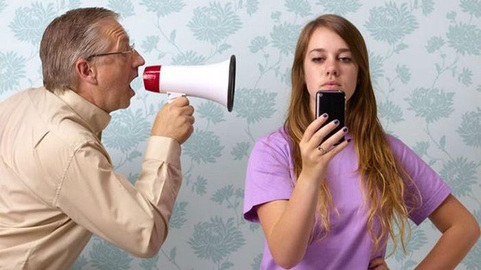Научитесь внимательно слушать родителей