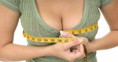 Как добиться сохранения формы груди, при снижении общего веса