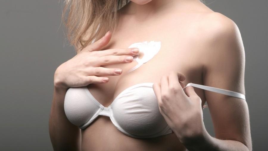 Косметические средства для формы груди