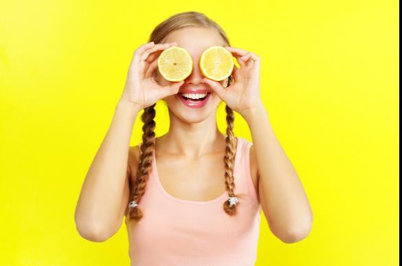 Лимонный сок для белоснежной улыбки