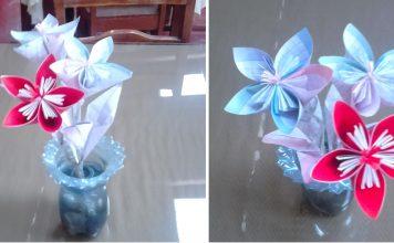 техника оригами