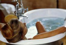 Целебные скипидарные ванны